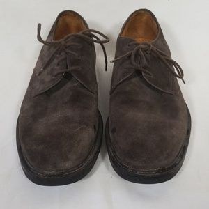 Men's, Cole Haan Lace-Up Oxford Suede Shoes